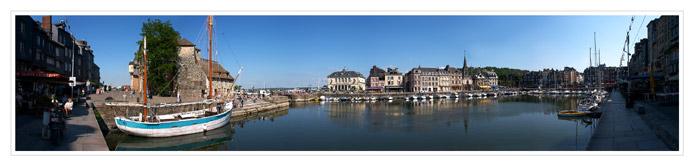 Le Vieux bassin, Honfleur