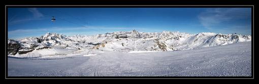 La Grande Motte, Tignes